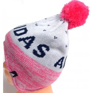 Dziewczęca czapka zimowa...