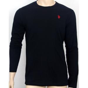 Męski T-shirt Długi Rękaw...